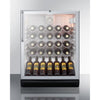 Image of Summit 36-Bottle Single Zone Wine Cooler