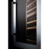Image of Summit Integrated 50-Bottle Wine Cellar