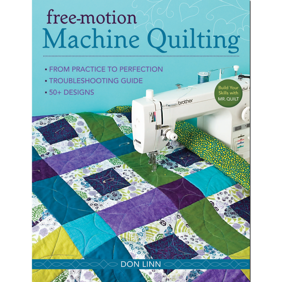 Free-Motion Machine Quilting