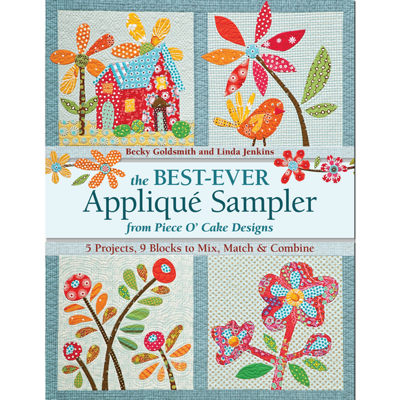 Best Ever Applique' Sampler
