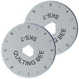 28mm Rotary Cutter Blades (2-Pack)
