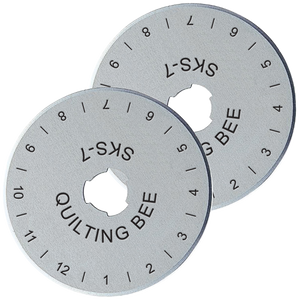 45mm Rotary Cutter Blades (2-Pack)
