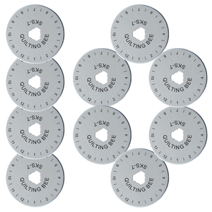 45mm Rotary Cutter Blades (10-Pack)