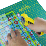 "9"" x 12"" Double-Sided Self-Healing Cutting Mat"