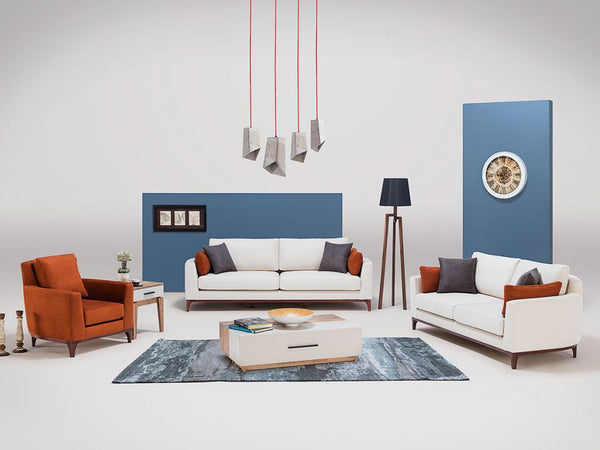 Sardis Sofa Set - Ider Furniture