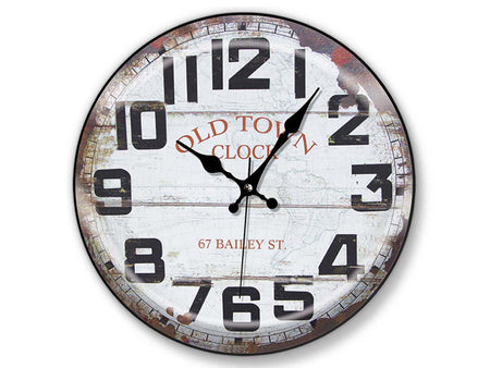 TG 267 A/4 Wall Clock - Ider Furniture