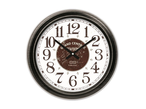 TG 270/6 Wall Clock - Ider Furniture