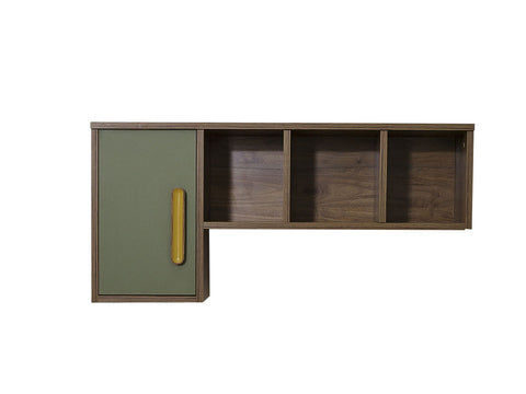Arinna Kids/Teens Study Desk Wall Unit - Ider Furniture