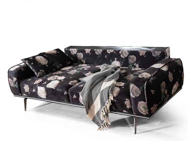 Hermes Patterned Sofa Set - Ider Furniture