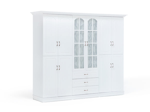 Alara 3 Door Wardrobe - Ider Furniture