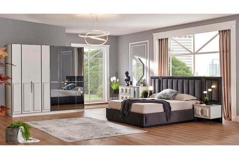 Akik Bedroom Set - Ider Furniture