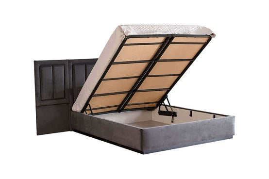 Akik Storage Bed - Ider Furniture