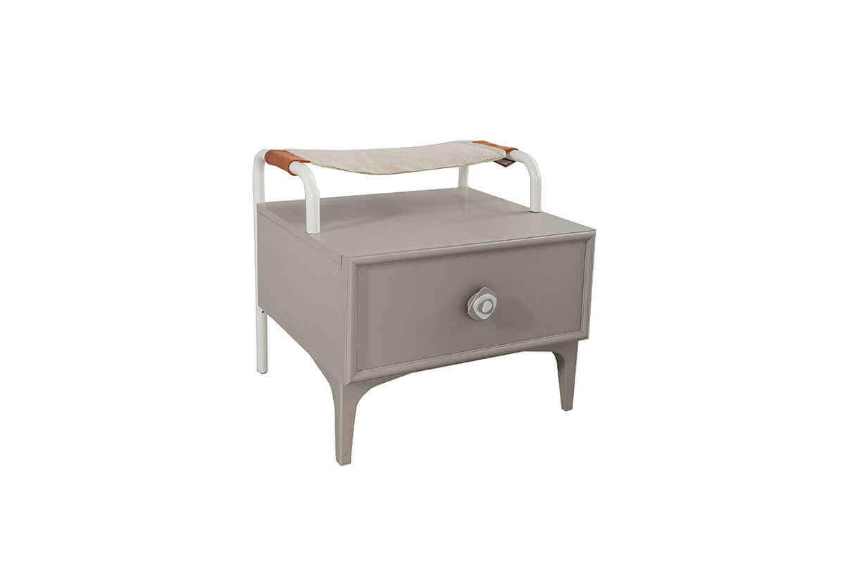 Alfa Bedside Table - Ider Furniture