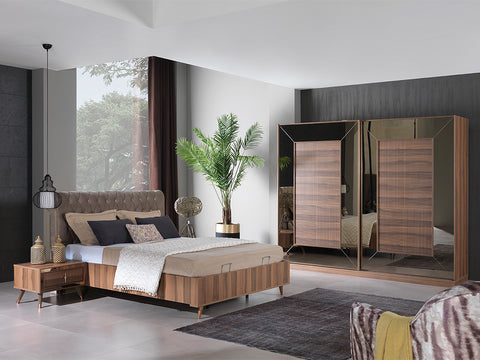 Alinda Bedroom Set - Ider Furniture