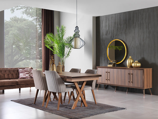 Alinda Dining Room Set - Ider Furniture