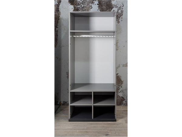 Bolera Kids/Teens 2 Door Wardrobe - Ider Furniture