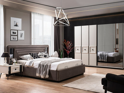 Carmen Bedroom Set - Ider Furniture