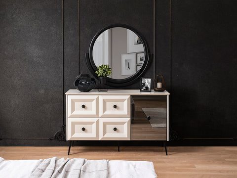 Carmen Chest Of Drawers - Ider Furniture