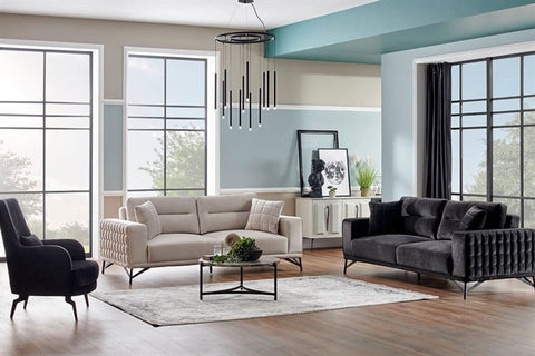Carmen Sofa Set - Ider Furniture