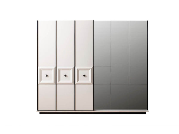 Carmen 2 Door Sliding Wardrobe - Ider Furniture