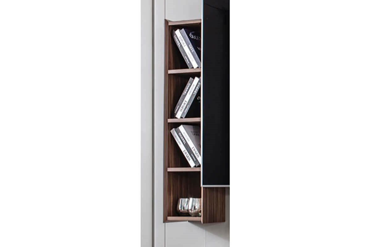 Dolce Tv Unit Top Block With Shelf - Ider Furniture