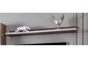 Dolce Tv Unit Upper Shelf - Ider Furniture