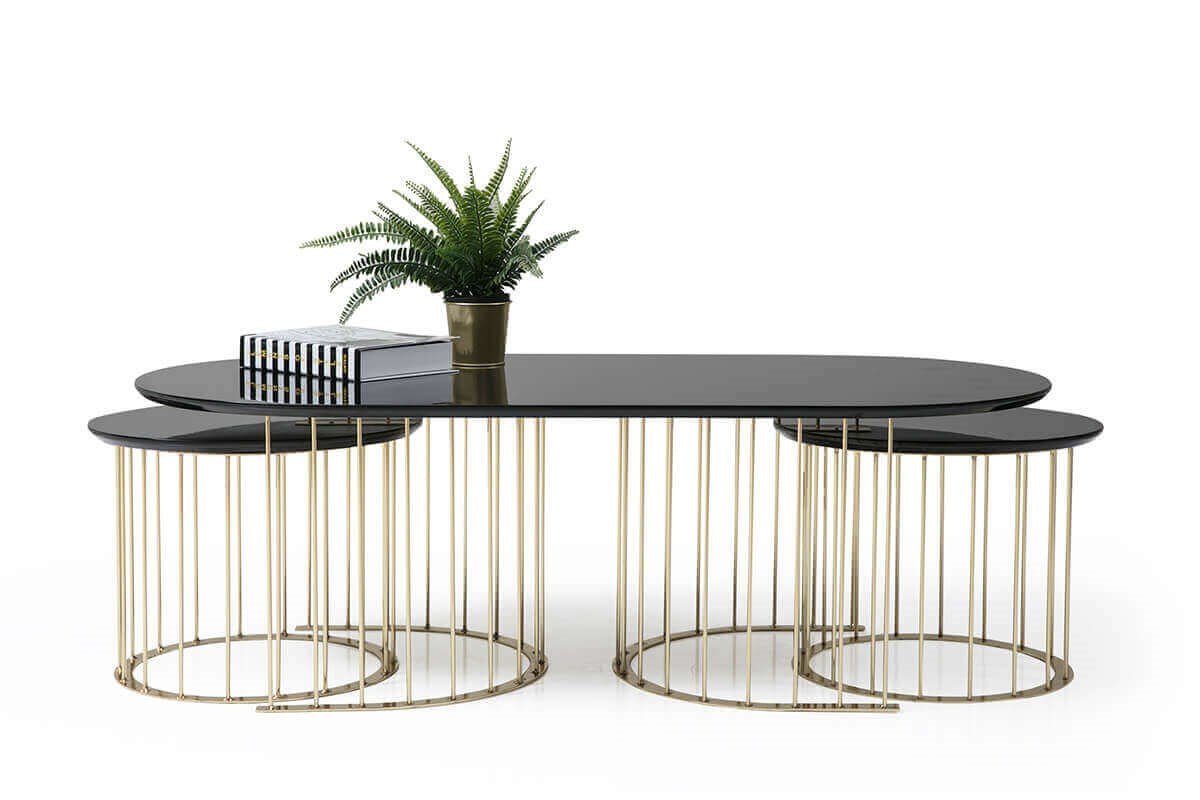 Hermes Coffee Table - Ider Furniture