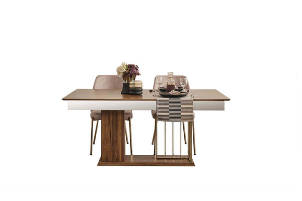 Kapris Dining Table - Ider Furniture