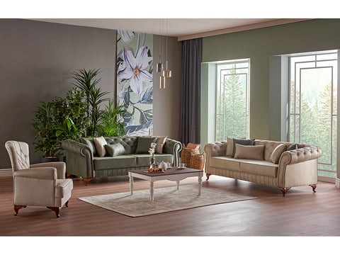 Pedesa Sofa Set - Ider Furniture