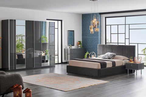 Palma Bedroom Set - Ider Furniture