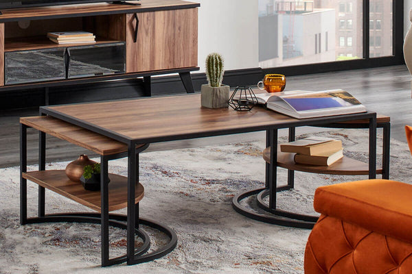 Papira Coffee Tables - Ider Furniture
