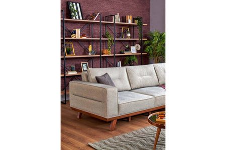 Perge Corner Sofa - Ider Furniture