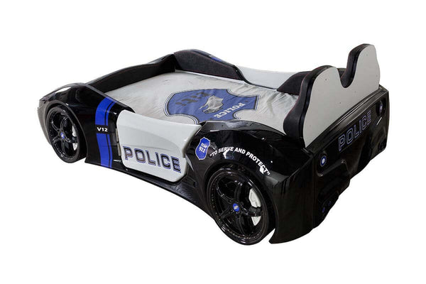 Police Kids Bedroom Set - Ider Furniture