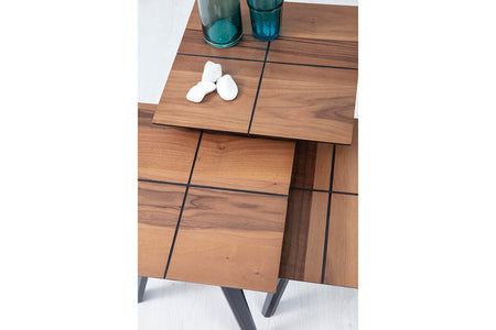 Polo Nesting Table - Ider Furniture