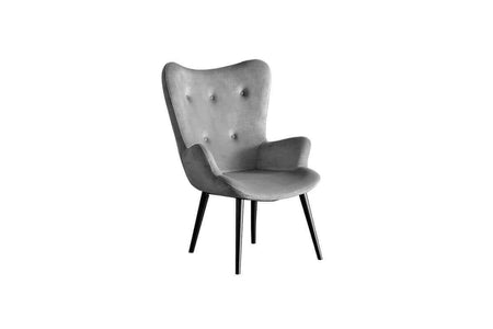 Roma Armchair Gray - Ider Furniture