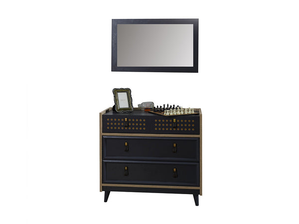 Santos Kids/Teens Chest Of Drawers - Ider Furniture