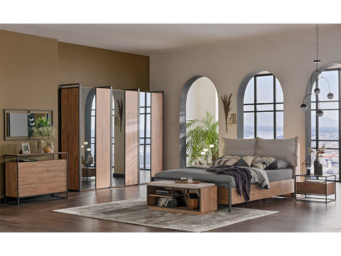 Siena Bedroom Set - Ider Furniture