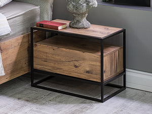Siena Bedside Table - Ider Furniture