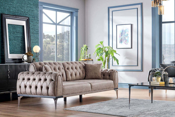 Simena Sofa Set - Ider Furniture