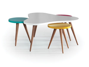 Tlos Coffee Table - Ider Furniture
