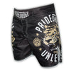 "Fight Short PRiDEorDiE ""UNLEASHED"" - Noir"