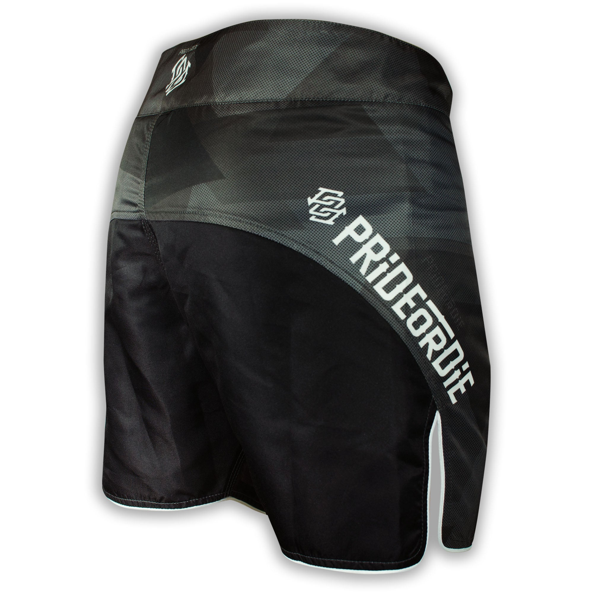 "Fight Short PRiDEorDiE ""DARK MATTER"" - Gris"