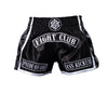 "Short Muay Thai PRiDEorDiE ""FIGHT CLUB"" - Noir"