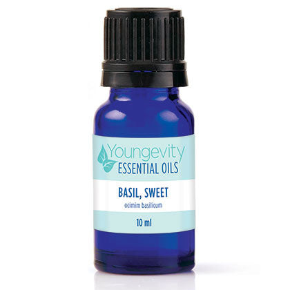 Sweet Basil Essential Oil – 10ml