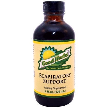 Good Herbs - Respiratory Support