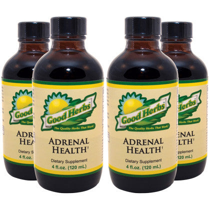 Good Herbs - Adrenal Health (4oz) - 4 Pack