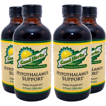 Good Herbs - Hypothalamus Support (4oz) - 4 Pack