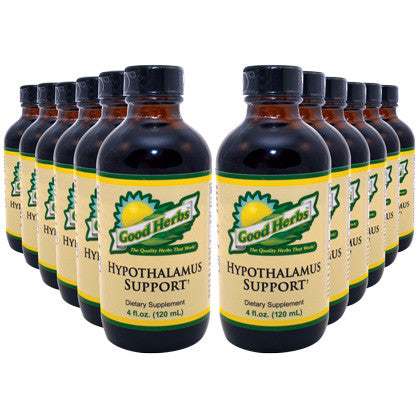 Good Herbs - Hypothalamus Support (4oz) - 12 Pack