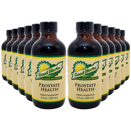Good Herbs - Prostate Health (4oz) - 12 Pack