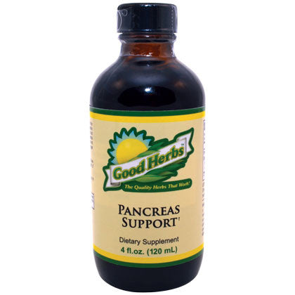 Good Herbs - Pancreas Support